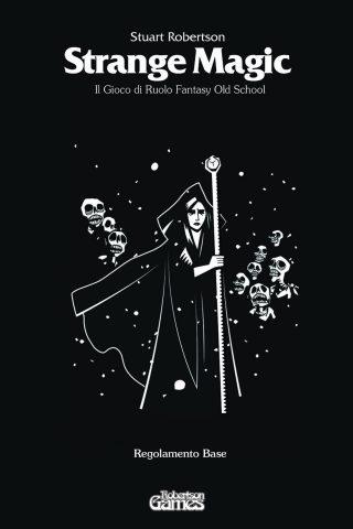 Strange Magic Manuale Copertina