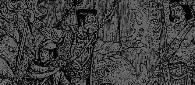 Strange Magic: il modulo La Tomba Perduta di Yshnak e l'ambientazione Aeldor in arrivo.