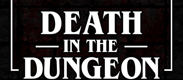 Death in the Dungeon arriva in Italiano!