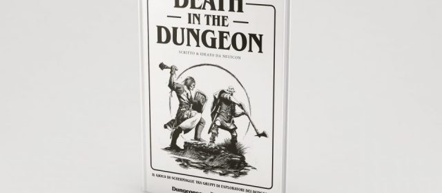 Death in The Dungeon Disponibile!